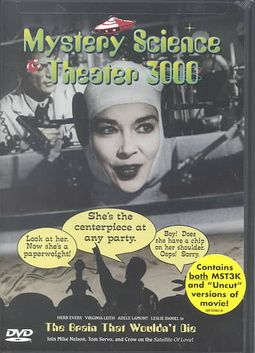 Mystery Science Theater 3000 - The Brain That Wouldn't Die