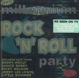 New Millennium 50's Party