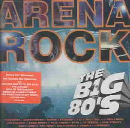 VH1: The Big 80's Arena Rock
