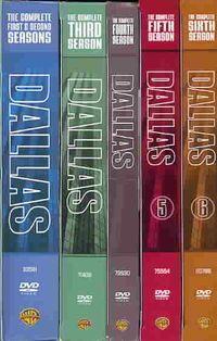 Dallas - Seasons 1-6