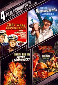 4 Film Favorites: John Wayne War