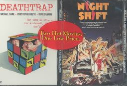Deathtrap / Night Shift 2-Pack