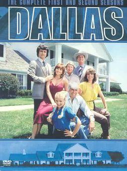 Dallas - Seasons 1-2
