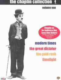 Charlie Chaplin Collection - 4-Pack Gift Set