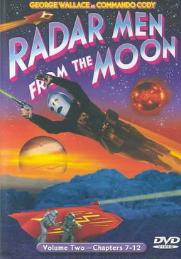 Radar Men from the Moon - Vol. 2