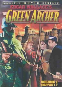 Green Archer - Vol. 1: Chapters1-7