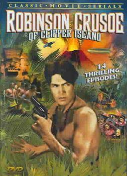 Robinson Crusoe of Clipper Island