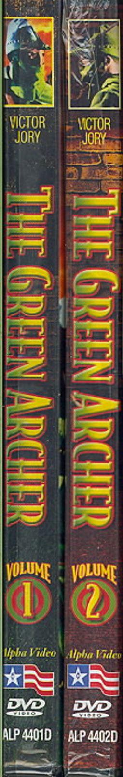 Green Archer - Volumes 1&2