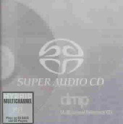 DMP Artists: Multichannel Reference Sacd