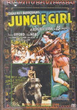 Jungle Girl - Serial
