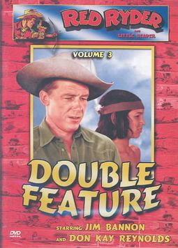 Red Ryder Double Feature - Vol. 3: The Fighting Redhead/The Cowboy And The Prizefighter