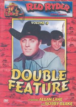 Red Ryder Double Feature - Vol. 4: Marshall of Cripple Creek/Oregon Trail Scouts