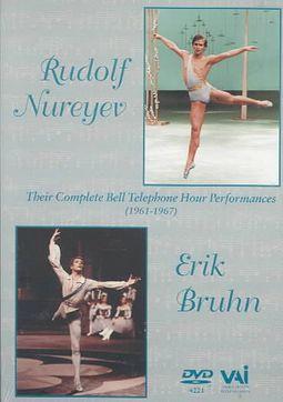Rudolf Nureyev/Erik Bruhn - Their Complete Bell Telephone Hour Appearances 1961-1967