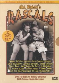 Hal Roach's Rascals - Classic Comedy Collector's Series