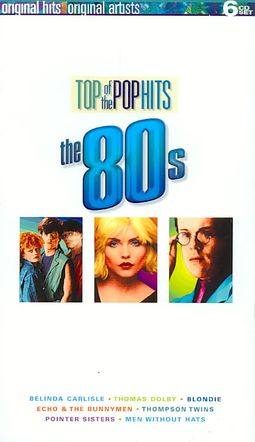 Top of the Pop Hits: The 80s [Box]
