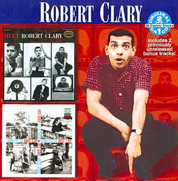 MEET ROBERT CLARY/HOORAY FOR LOVE