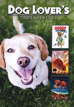 DOG LOVERS TRIPLE FEATURE