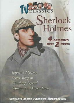 World's Most Famous Detectives - Vol. 4: Sherlock Holmes