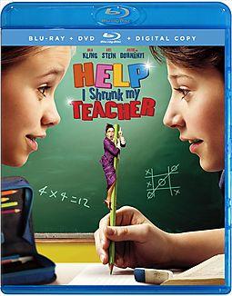 HELP I SHRUNK MY TEACHER (BD/DVD COM