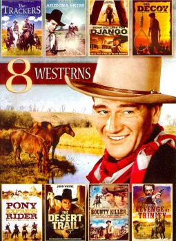 8-Movie Western Pack, Vol. 6