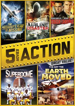 5 Movie Action Pack, Vol. 4