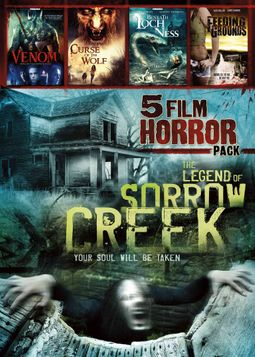 5-Movie Horror Pack, Vol. 4