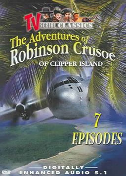 Robinson Crusoe Of Clipper Island: Vol. 2