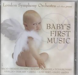BABY'S FIRST MUSIC