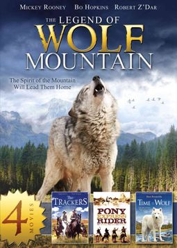 Legend of Wolf Mountain/The Trackers/Pony Express Rider/Time of the Wolf