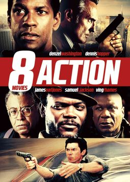 8-Movie Action Pack, Vol. 8