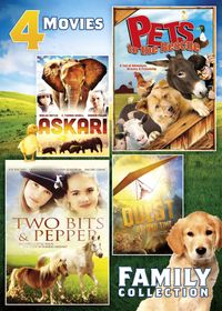 Family Collection: 4 Movies, Vol. 3