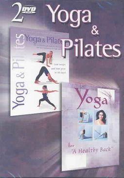 YOGAS FOR A HEALTHY BACK/YOGA VOL 1