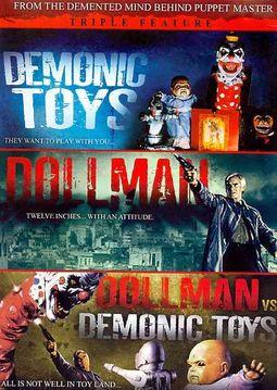Dollman/Demonic Toys Box Set