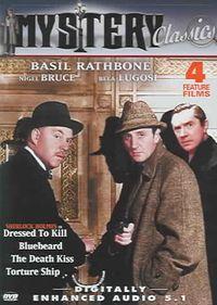 Mystery Classics Vol. 3 - 4 Movies