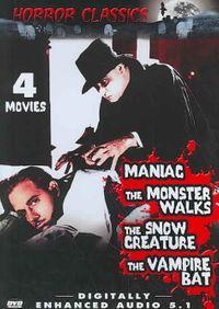 Horror Classics - Volume 20 - 4 Movies