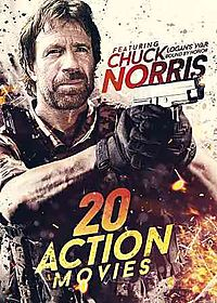20 FILM ACTION FEATURING CHUCK NORRIS