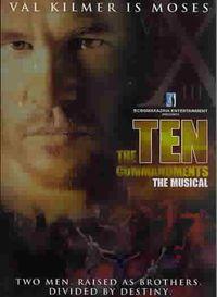 Ten Commandments The Musical