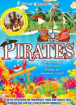 Pirates: Season 1 - 4 Pack