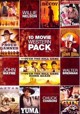 10 Movie Western Pack, Vol. 1