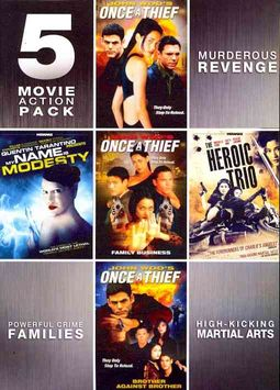 5 MOVIE ACTION PACK