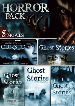 5-Movie Horror Pack, Vol. 3