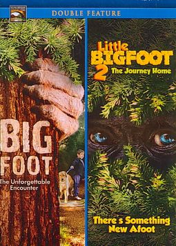 Bigfoot: The Unforgettable Encounter/Little Bigfoot 2: The Journey Home