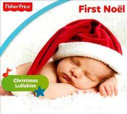 The Little People: First Noel, Christmas Carol Lullabies [Digipak]