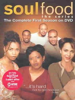 Soul Food: The Series - The Complete First Season