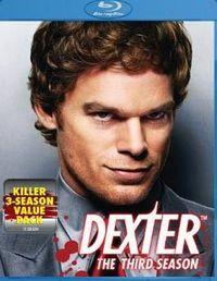 Dexter - Three Season Pack