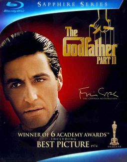 GODFATHER PART II (SAPPHIRE SERIES)