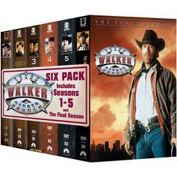 Walker Texas Ranger - 6 Pack