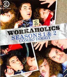 Workaholics: Season 1 & 2 Combo Doggy Pack