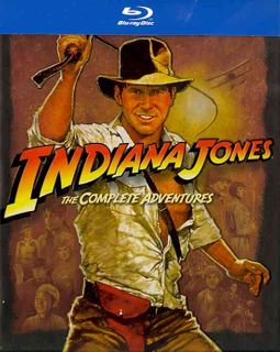 Indiana Jones - The Complete Adventure Collection