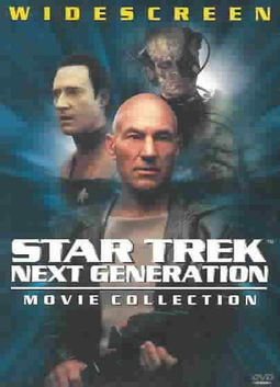Star Trek: The Next Generation - Widescreen Movie Collection